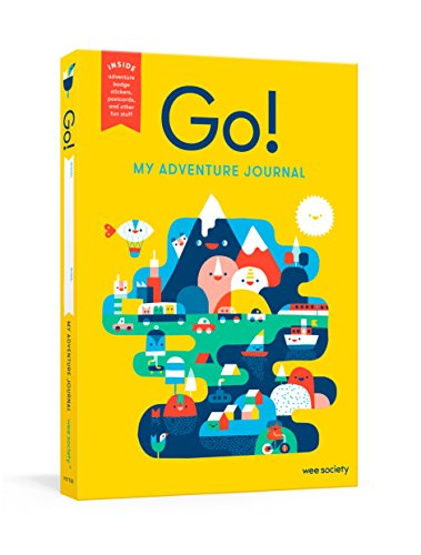 Go! A Kids' Interactive Travel Diary and Journal