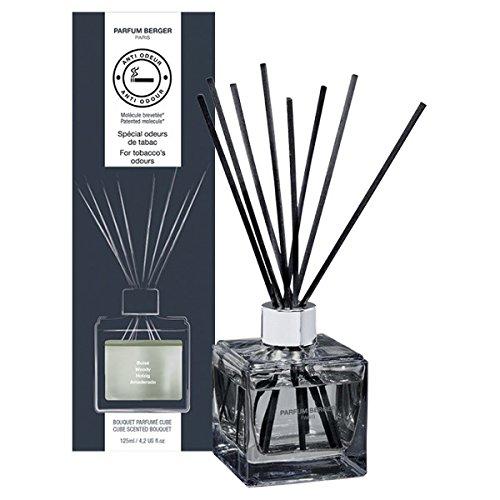 Lampe Berger Duftbouquet Cube Anti Odeur Tabac N ° 1 Boisé / Anti Tabakgerüche  N ° 1 Holzig 125 ml