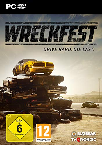 Wreckfest. Für Windows Vista/7/8/10