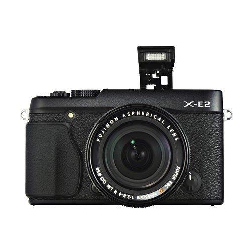 Fujifilm X-E2 Schwarz + 18-55 + 35mm
