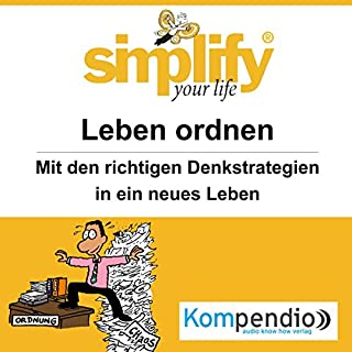 Simplify your life - Leben ordnen Titelbild