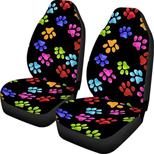 Woisttop - Funda protectora para asiento de coche, universal, compatible con camiones, SUV, sedán, furgonetas, mantiene tu vehículo fresco