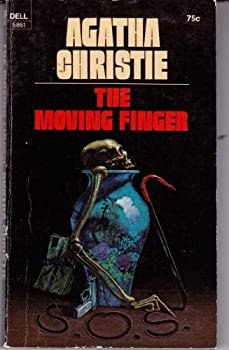 Paperback The Moving Finger Book