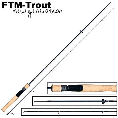 FTM Virus Spoon SB 1,80m 1,5–5g–Ultra Light...