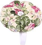 Alfombrilla de coser Costura floral Diseño de calabaza Kit de costura Alfileres de almace...