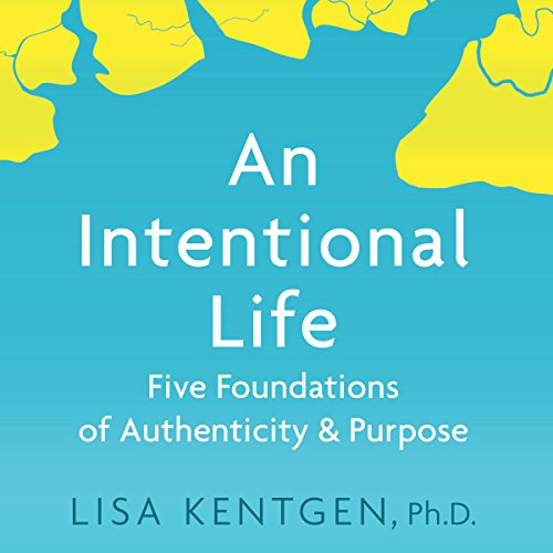 An Intentional Life audiobook cover art