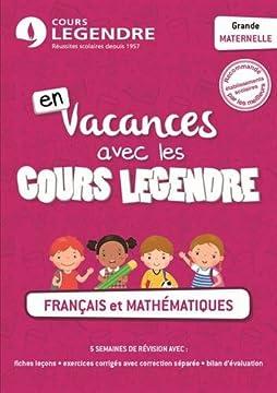 Broche Francais Et Mathematiques Grande Maternelle Au Cp