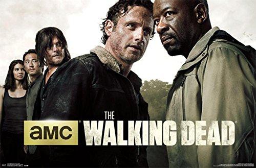 The Poster Corp Walking Dead - Season 6 Teaser Artistica di Stampa (86,36 x 55,88 cm)