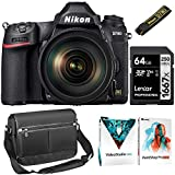 Nikon D780 DSLR Camera Body with NIKKOR 24-120mm f/4G Lens with 64GB Creator Bundle