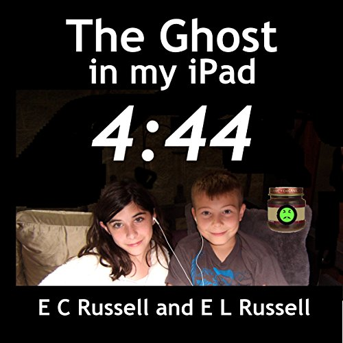 The Ghost in My iPad - 4:44 audiobook cover art