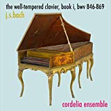 850 Miscellaneous - The Well-Tempered Clavier, Book I, BWV 846-869 - Fugue No. 5 in D Major, BWV 850