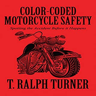 Color-Coded Motorcycle Safety audiobook cover art
