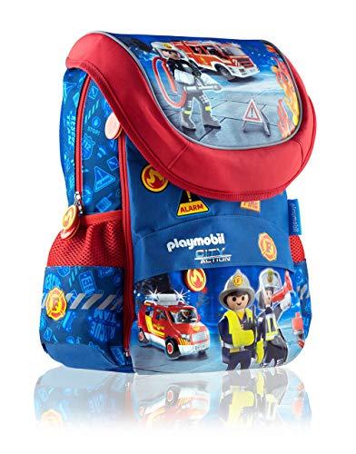 Playmobil Astra - Mochila escolar con luz