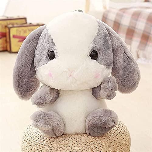 Zaino peluche zaino peluche borsa giocattolo, peluche coniglio orecchie lunghe borsa gioco bambola peluche