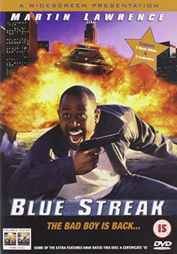 Blue Streak [Region 2] by Martin Lawrence