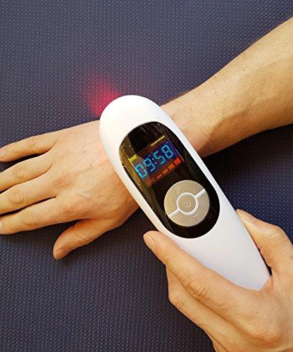 Kalt-Lichttherapie-Behandlungsgert für Schmerzenerleichtern, effektives Entzündungenhemmen