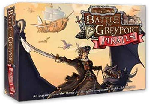 Red Dragon Inn: Battle for Greyport - Pirates!