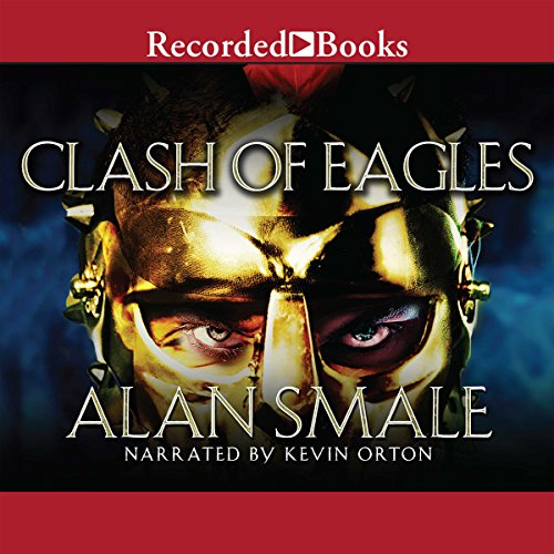Clash of Eagles audiobook cover art