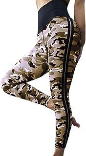 QUICKLYLY Yoga Mallas Leggins Pantalones Mujer,Moda Mujer Entrenamiento Leggings Fitness Deportes Gimnasio Running Yoga Athletic Pants