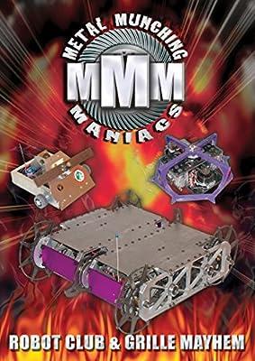 Metal Munching Maniacs: Robotclub & Grille Mayhem