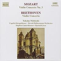 Violin Concerto 3 / Violin Concerto