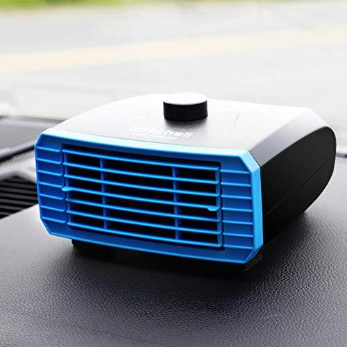 earlyad - Calefactor eléctrico para Coche, 12 V, 24 V, para camión, para Coche, portátil, Calentador eléctrico de 15 cm, 16 cm