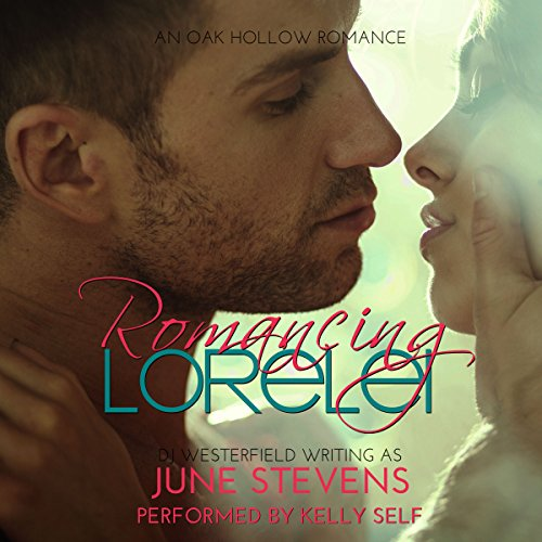 Romancing Lorelei audiobook cover art
