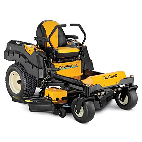 "CUB CADET Z-Force LX48 (48"") 24HP Kawasaki Zero Turn Mower"