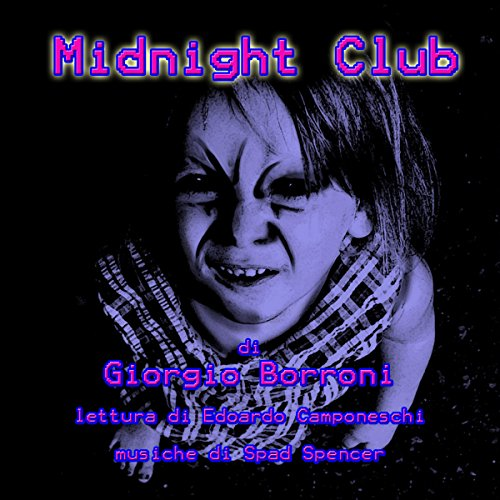 Midnight Club Audiobook By Giorgio Borroni cover art