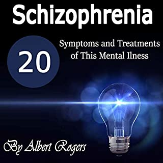 Schizophrenia audiobook cover art