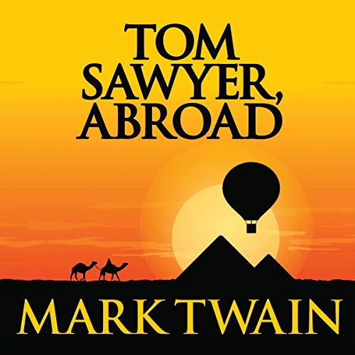 Tom Sawyer, Abroad cover art