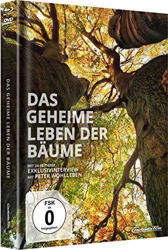 Peter Wohlleben - Das geheime Leben der Bäume - Limited Mediabook [Blu-ray + DVD]