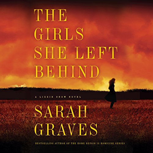 The Girls She Left Behind audiobook cover art