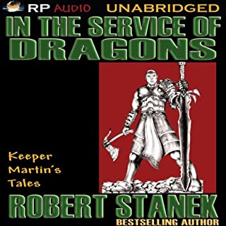 In the Service of Dragons audiobook cover art