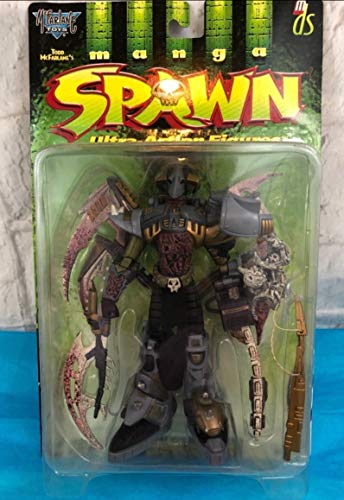 SPAWN CHIFFRES ULTRA-ACTION [MANGA spawn morts (Spawn Ultra Figurine Spawn BD morts) (japan import)