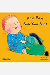 Row, Row, Row Your Boat (Baby Board Books) Kindle Edition