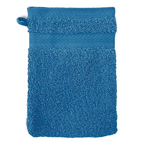 Linnea Gant de Toilette 16x21 cm Royal Cresent Bleu Céleste 650 g/m2