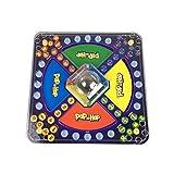 Frustration Brettspiele für Kinder - Rennen und Verfolgen zum Basisspiel - Pop Play Familienspiele Trivial Pursuit Pop Up Kinder Brettspiel Frustration 2-4 Spieler Familienspaß