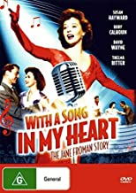 With a Song in My Heart - The Jane Froman Story DVD