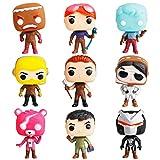 Hooggle 9 Paquete Pop Figura Juguete Juego Figure Action de niño Decoration de cámara...