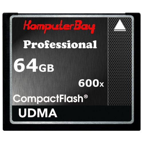Komputerbay Professiona - Tarjeta Compact Flash 64GB