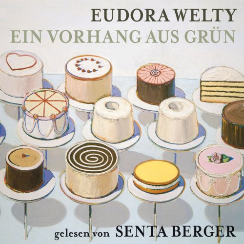 Ein Vorhang aus Grün                   By:                                                                                                                                 Eudora Welty                               Narrated by:                                                                                                                                 Senta Berger                      Length: 1 hr and 8 mins     Not rated yet     Overall 0.0