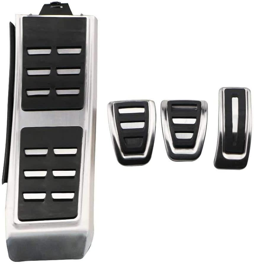 discount BEKwe Car Special Campaign Brake Pedals Fit for Audi A4 A5 S4 B8 8T RS5 Q3 S5 RS4