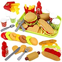Buyger Bandeja Hamburguesas y sándwich Juguete de Cocina