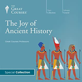 The Joy of Ancient History cover art