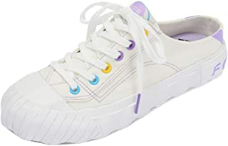 RAZAMAZA Women Fashion Slip On Sneaker Round Toe