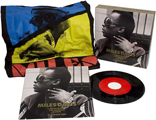 Threads+Grooves (Miles Runs the Voodoo Down B/W [Vinyl Single]