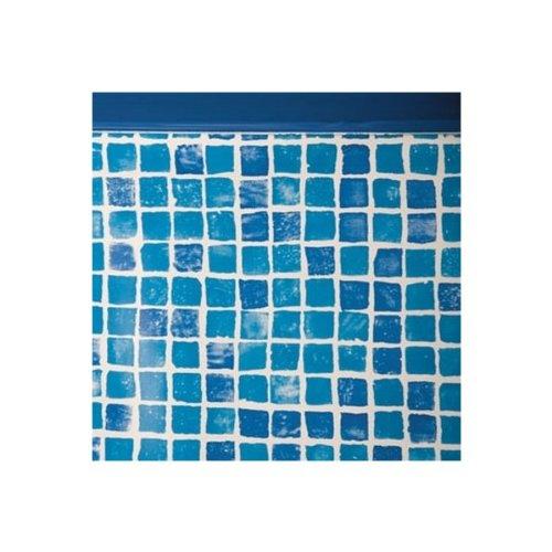 Liner color azul para piscina redonda 2,40m x 1,20m FPR246