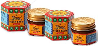 Tiger Balm Red Ointment 21ml - Pack of 3