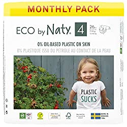 Nature Babycare Naty Diapers